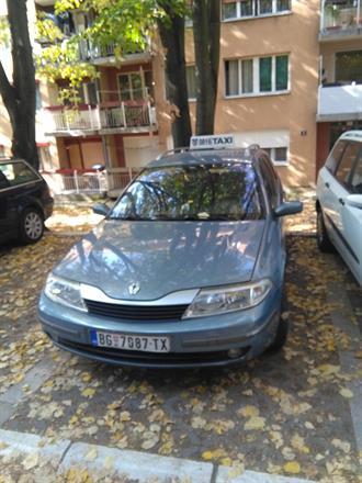 Taxi Saša Mladenovac