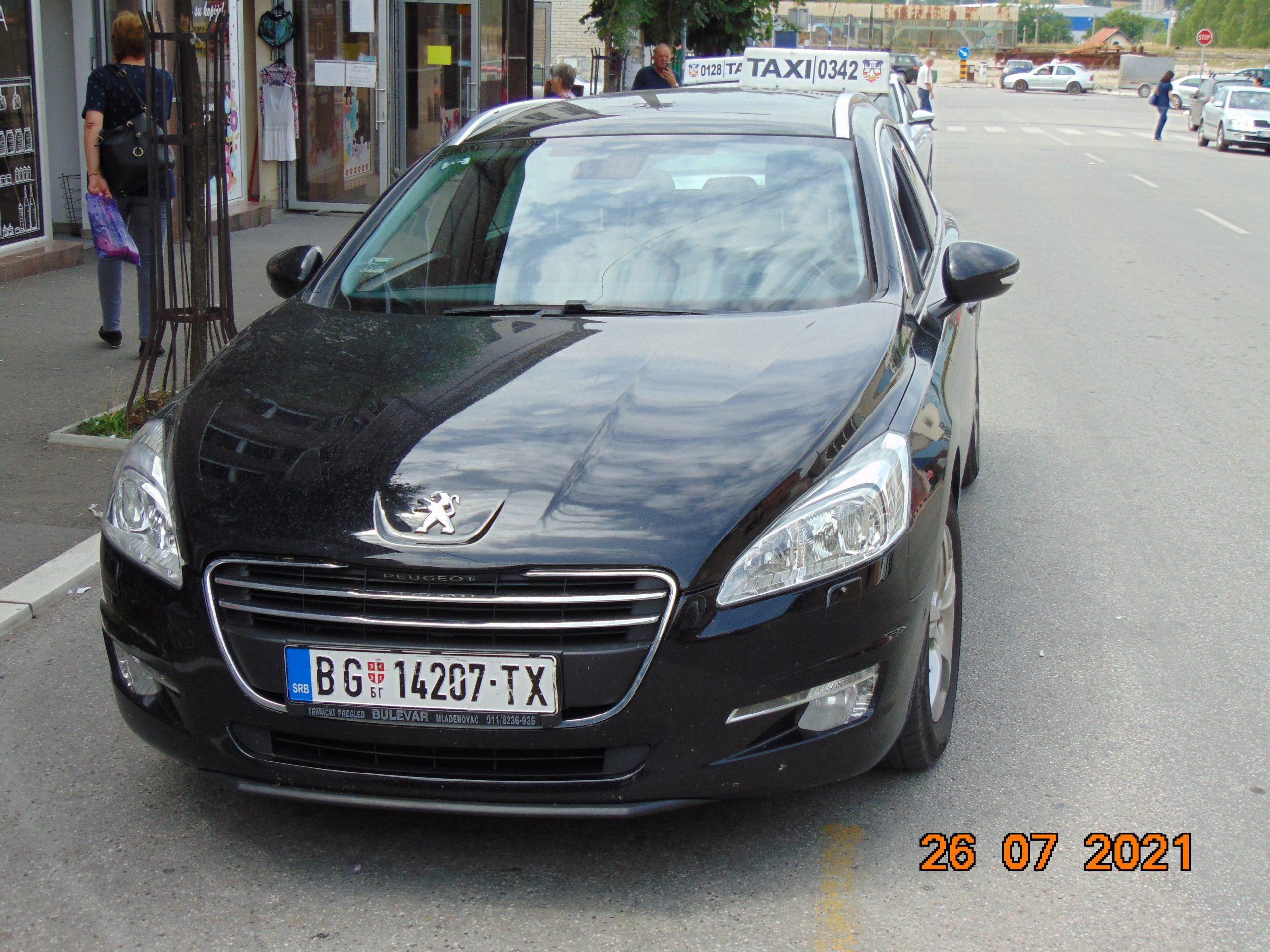 Taxi-Goran