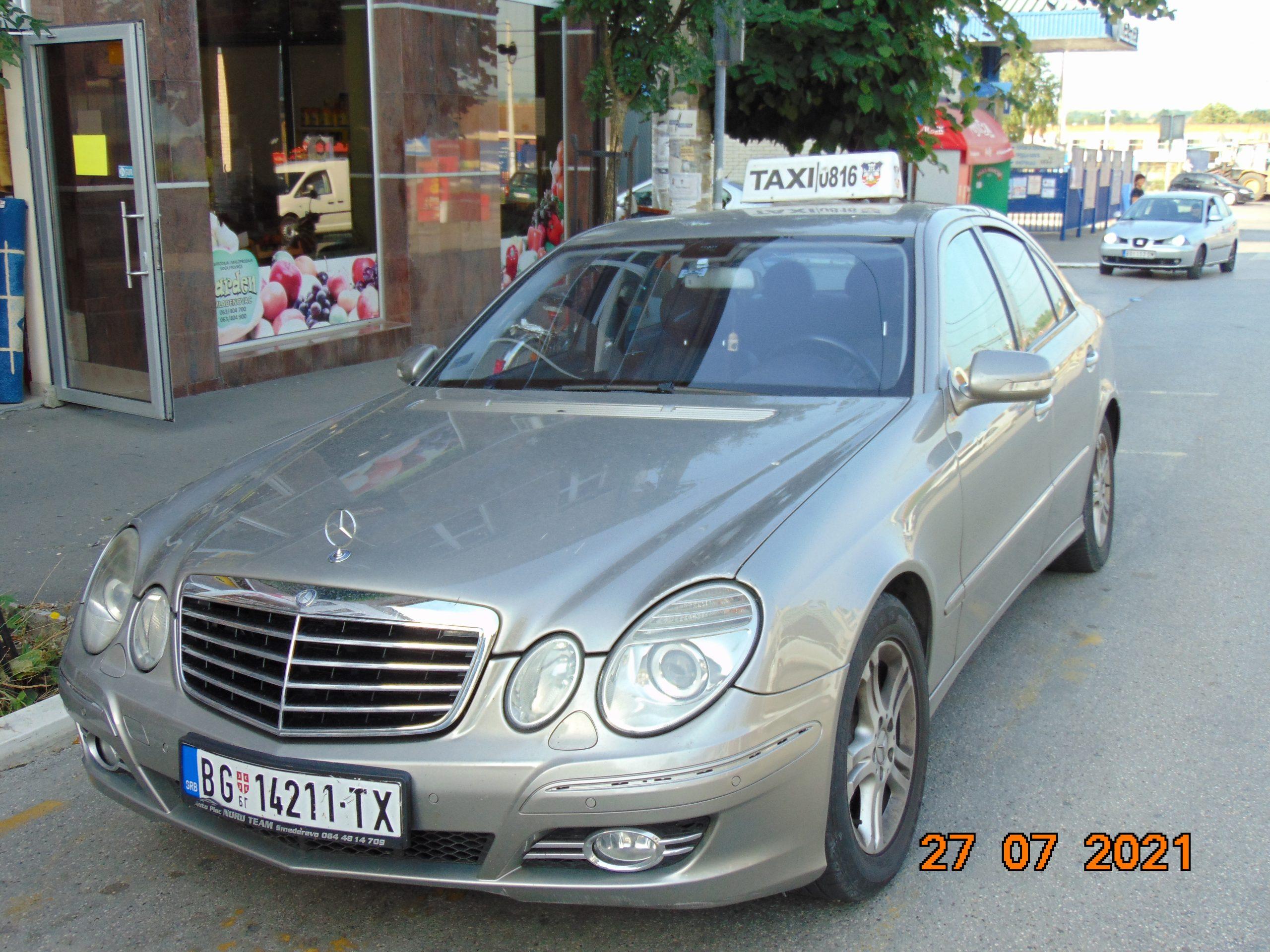 Taxi-Sasa